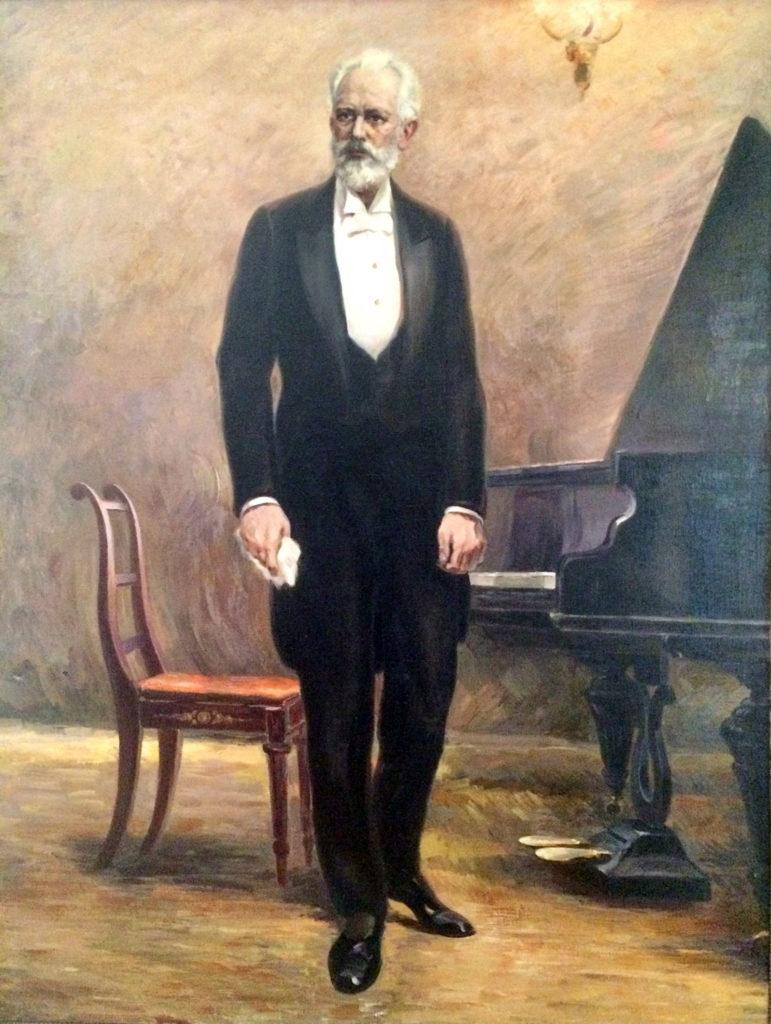 7 мая 180 лет со дня рождения Петра Ильича Чайковского (1840-1893), русского композитора
