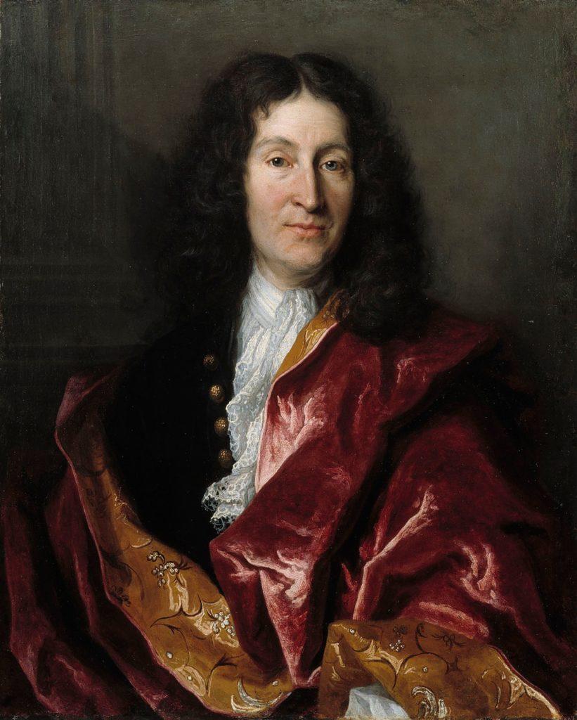 Henri Millot - Jean de La Fontaine - A II 792 - Finnish National Gallery