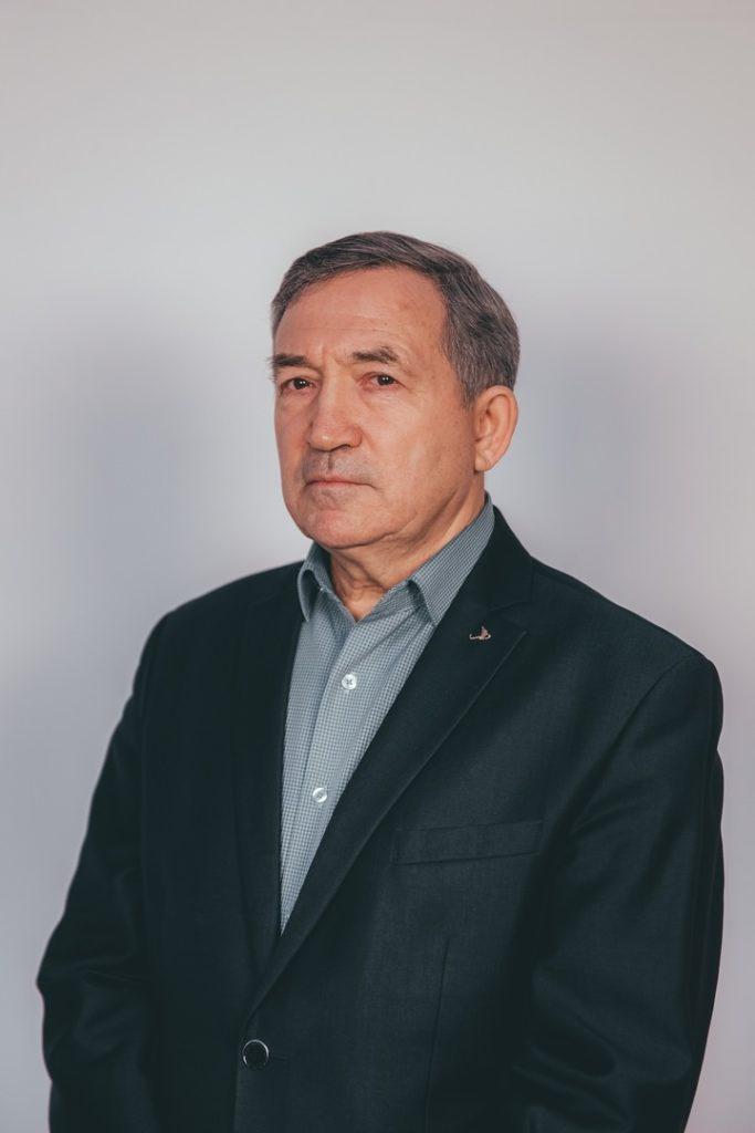 Усманов Рафик Хамматович